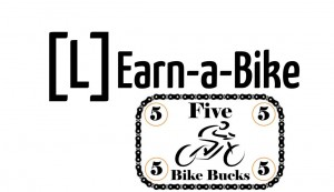 Learn-a-bike logo