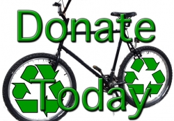 Donate your used Bikes